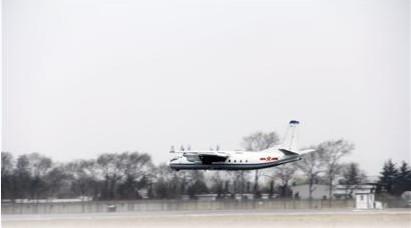 青岛昨飞机增雨穿云追风 90分钟影响1万平方公里【图】