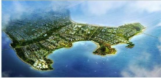 机场落户胶州 红岛经济区规划出炉